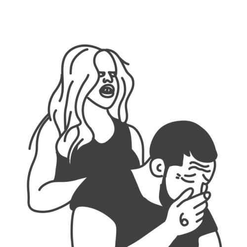 Quand des internautes revisitent le baiser de Madonna et Drake