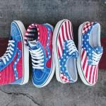 Vans stars and stripes pack