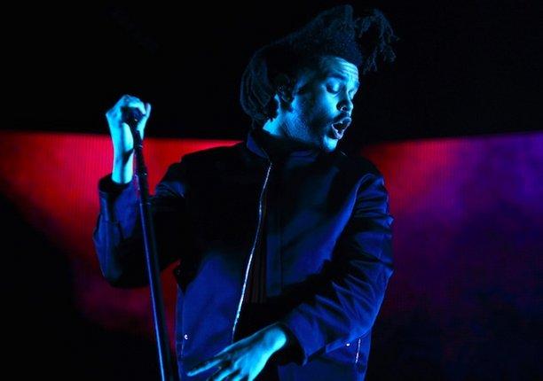 The Weeknd au festival Coachella 2015 en intégralité