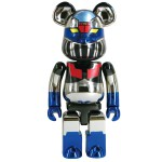 uper alloyed BE@RBRICK Mazinger Z