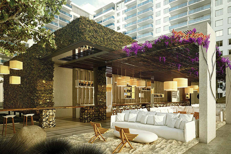 Le nouveau «1 Hotel» à Miami