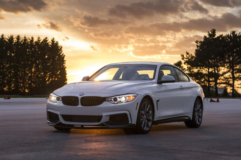 BMW 435i ZHP Coupé