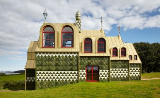living architecture project, essex, maison, FAT, grayson perry