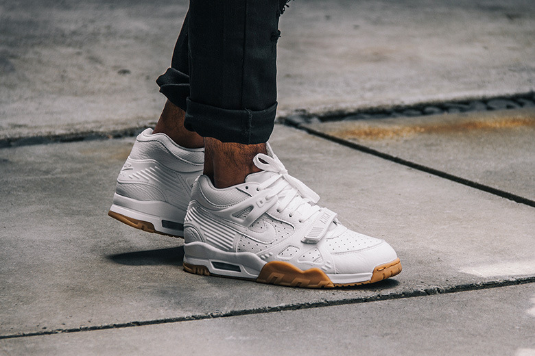 Nike Air Trainer 3 « White/Gum »