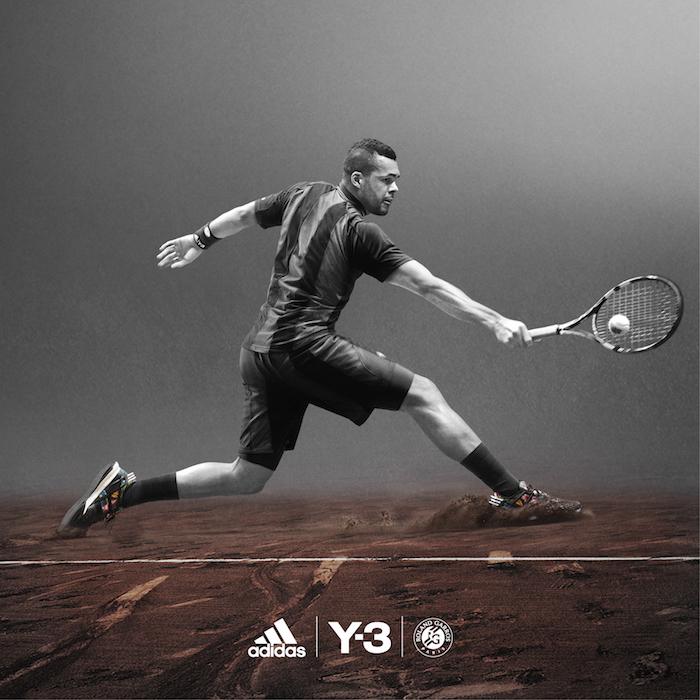 adidas Roland Garros Collection par Y-3