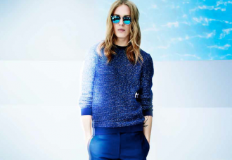 Galeries Lafayette - Ocean Drive collection