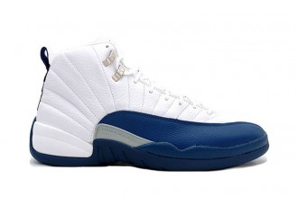 air jordan 12 varsity red & french blue