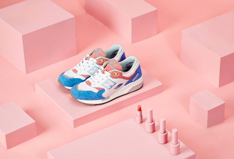New Balance 1600 Korea Exclusive PrintempsÉté 2015