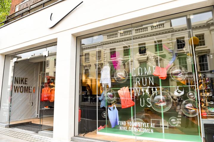 Nike Women ouvre son store à Londres !