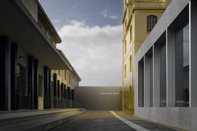 La fondation Prada s'installe à Milan