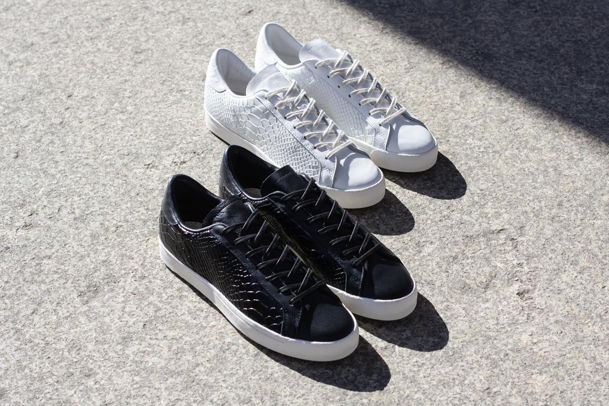 "Adidas Originals Consortium Rod Laver ""Python» Pack"