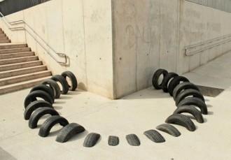 Pneumàtic, installations aux frontières du réel
