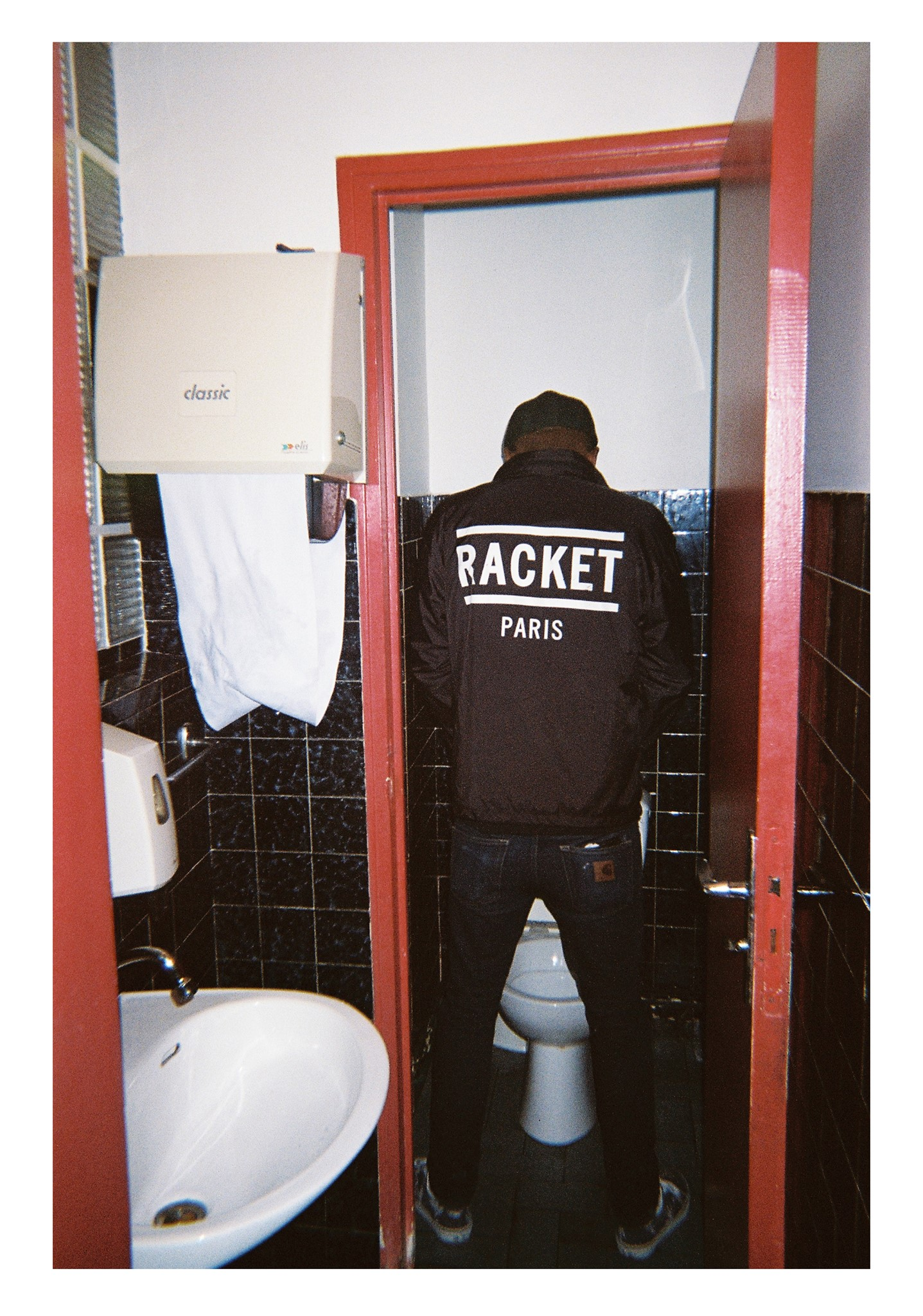 Racket – collection S/S 2015