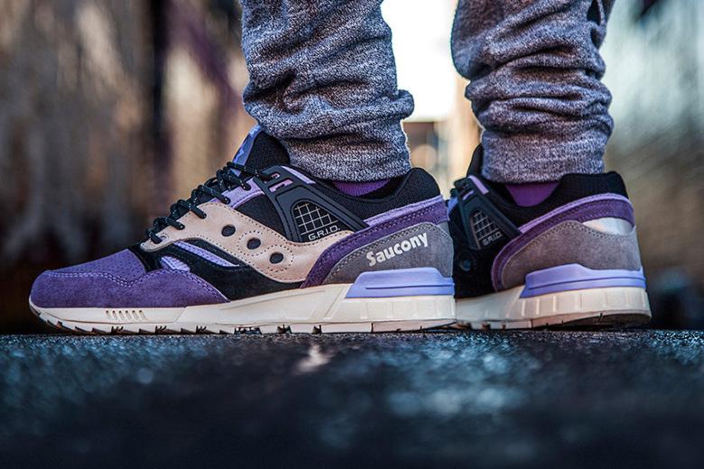 Sneaker Freaker x Saucony Grid SD