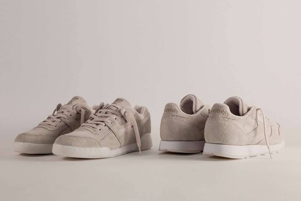"Reebok Classic ""Teasle Suede"" Pack size? Exclusive"