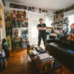 The Hundreds 'Secret Stash' collection de jouets de Jack Rossi