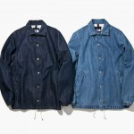 the north face denim coach jackets