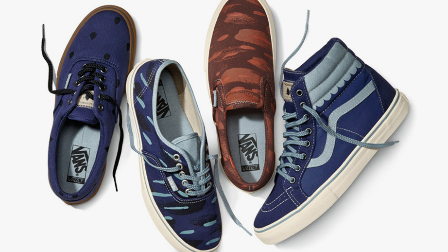 twothirds x vans vault collection capsule
