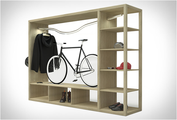 « Bike Shelf » par Vadolibero