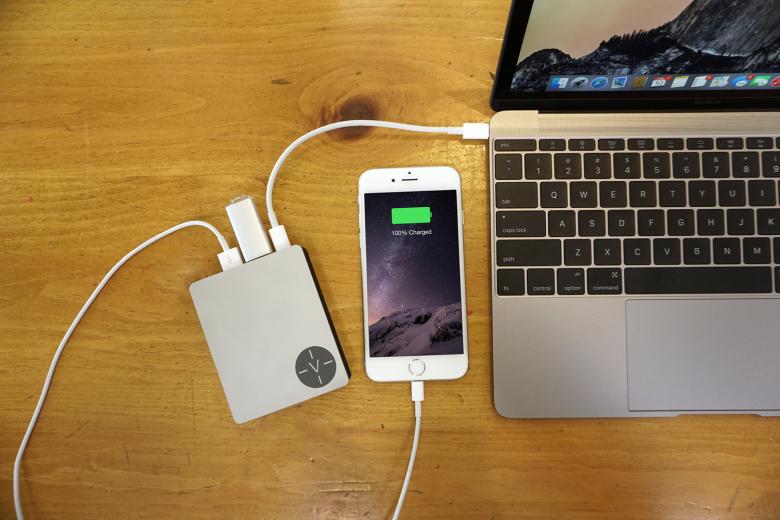 voltus chargeur portable