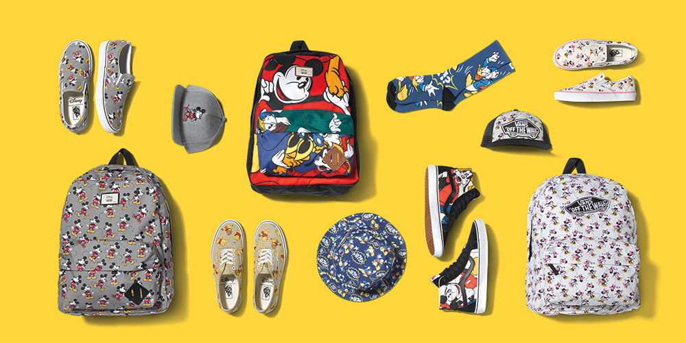 Vans x Disney : Young at Heart