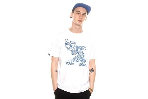 yome x wrung t-shirts