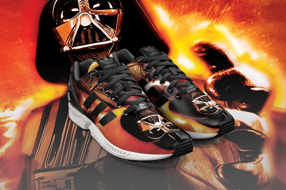 adidas originals zx flux star wars