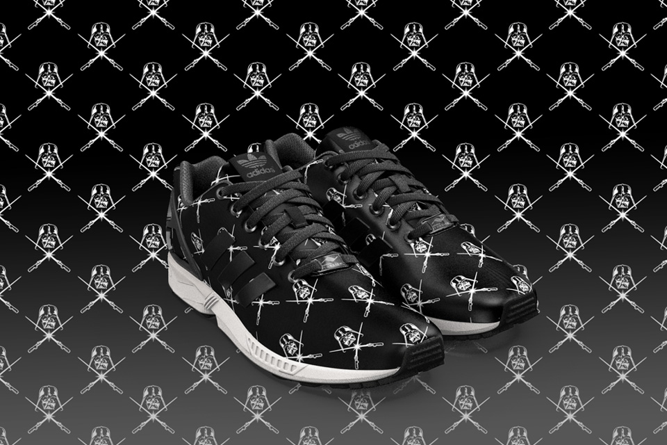 L'application #miZXFLUX dévoile sa collection Star Wars