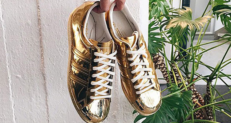 Adidas Superstar Liquid Metal Pack