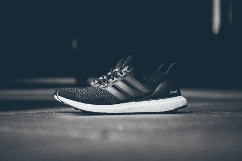Adidas Boost Black On Black