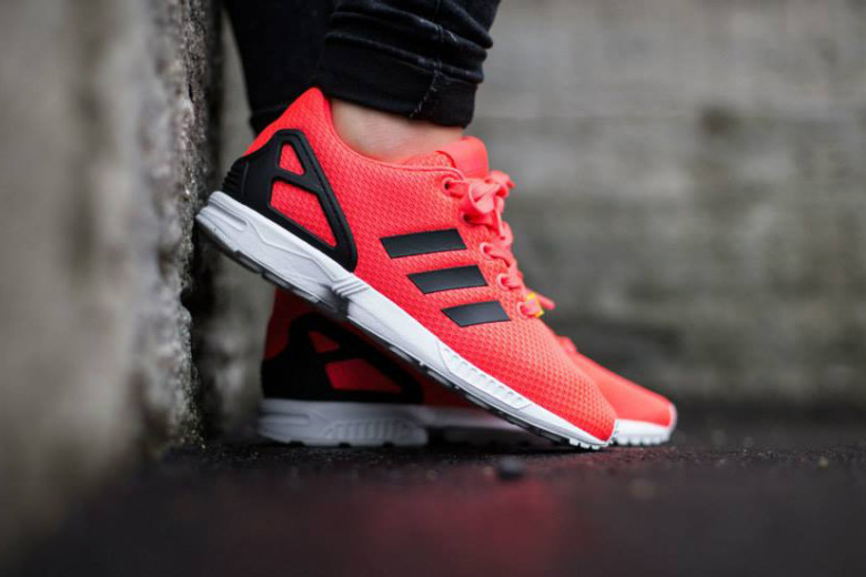 adidas ZX Flux Red / Core Black