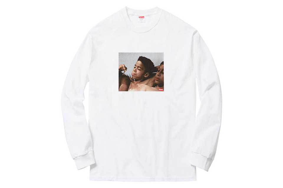 supreme larry clark kids collection capsule 2015