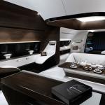 Mercedes-Benz x Lufthansa : design haut de gamme d'une cabine d'avion