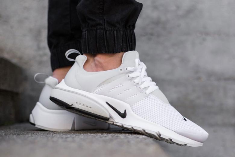 newest 9b1d1 cadec Nike Air Presto BR QS White  Black