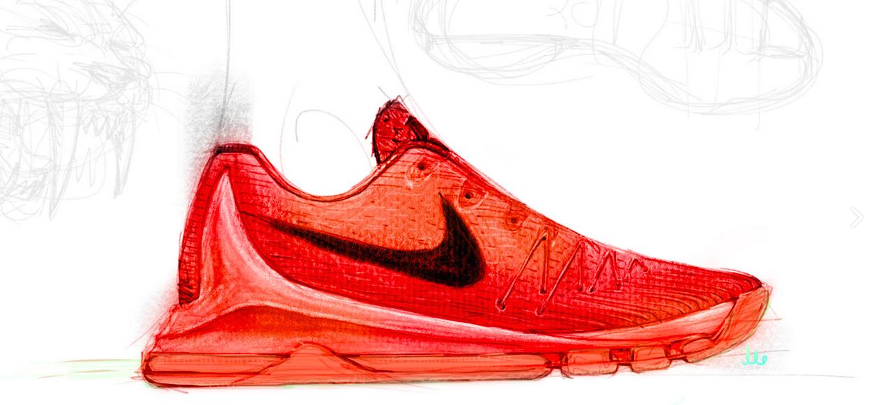 Nike KD8 : Premiers visuels de la nouvelle chaussure