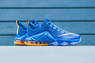 "Nike LeBron 12 Low ""Entourage"""