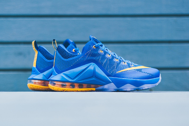 Nike LeBron 12 Low « Entourage »