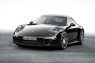 """Porsche annonce la 911 Carrera et le Boxster """"Black"""" Edition"""