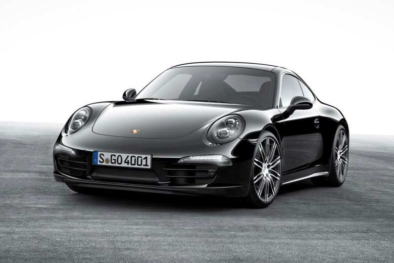 Porsche annonce la 911 Carrera et le Boxster «Black» Edition