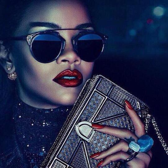 Rihanna Dior Secret Garden IV