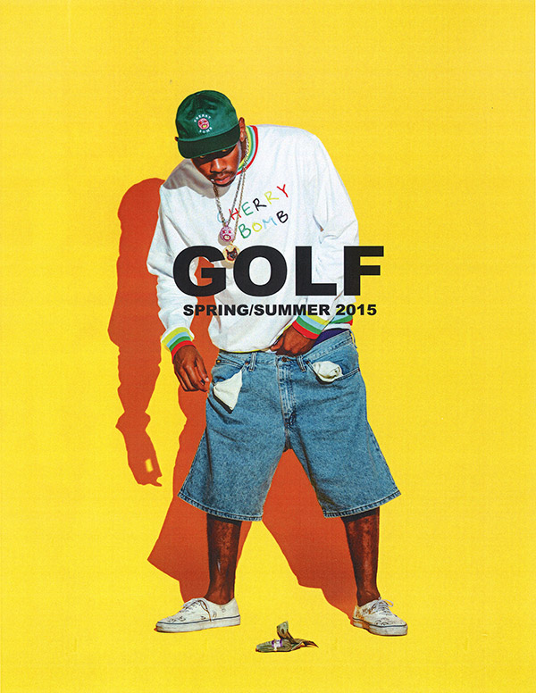 GOLF WANG SUMMER 2015