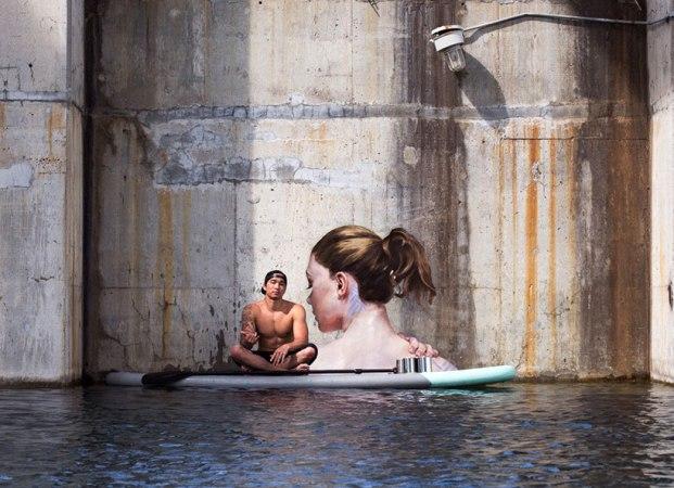 Hula : de l'art les pieds dans l'eau