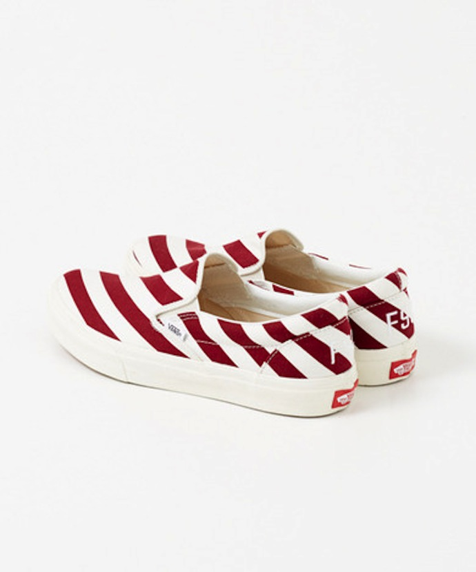 vans freemans sporting club slip on