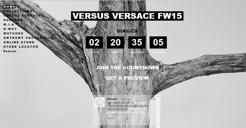 Anthony Vaccarello, sa première collection Versus Versace en ligne dès le 14 mai !
