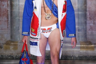 Moschino SS16 homme