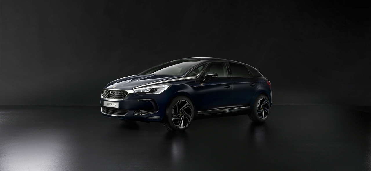 DS Automobiles – La nouvelle DS 5 is coming !