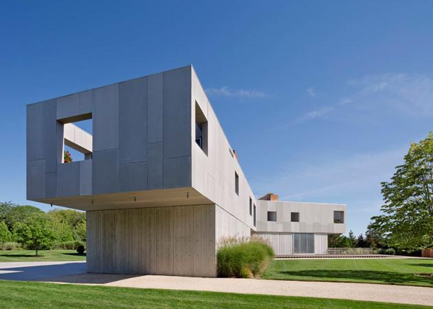 36SML House : La Maison spacieuse et design par LEVENBETTS
