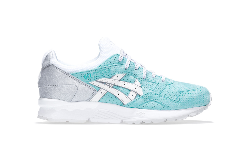 "La deuxième édition de Ronnie Fieg x Diamond Supply Co. x ASICS GEL Saga ""Tiffany"""