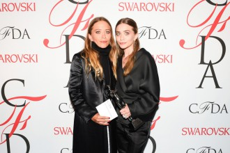 CFDA awards 2015_The row les soeurs olsen 2