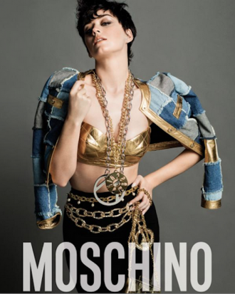Moschino Katy Perry